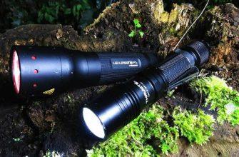 Как выбрать аккумуляторный светодиодный фонарь: мощный и надежный с хорошей линзой